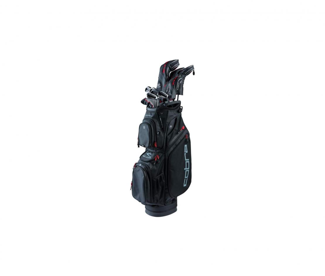 Cobra Golf Men's 2019 FMax Superlite Complete Set