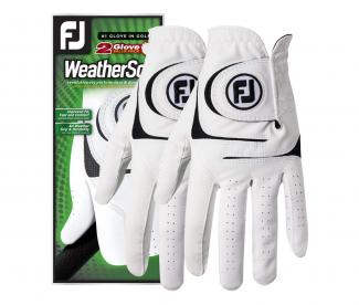 FootJoy Men's WeatherSof Golf Gloves