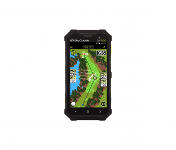 SkyCaddie SX500 Handheld Golf GPS