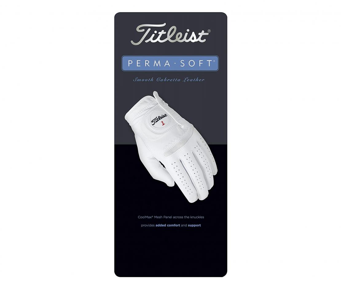 Titleist Men's Perma Soft Golf Glove